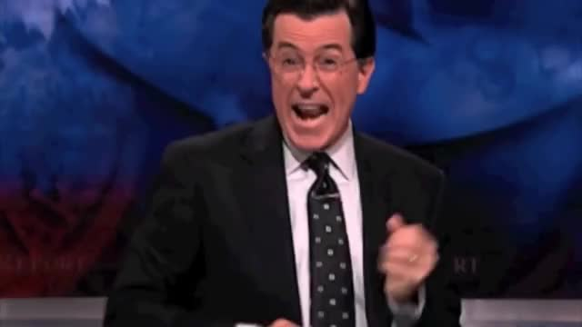 Watch this air guitar GIF by @itsfoine on Gfycat. Discover more colbert report, pics, sport report GIFs on Gfycat