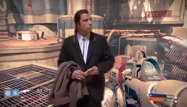 Travolta Destiny