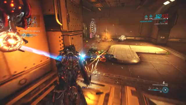 Watch and share Grineer Commander GIFs by SasoDuck on Gfycat
