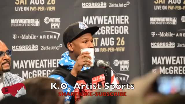 Watch LOL! MAYWEATHER CLOWNS A REPORTER FOR RABBIT QUESTION! GIF on Gfycat. Discover more All Tags, Conor, Mexican, bellator, boxeo, boxing, canelo, ggg, hbo, mayweather, mcgregor, mexico, mma, ufc GIFs on Gfycat