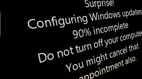 Can't turn off Vista-style way Windows 8 updates, but you can turn it down GIFs