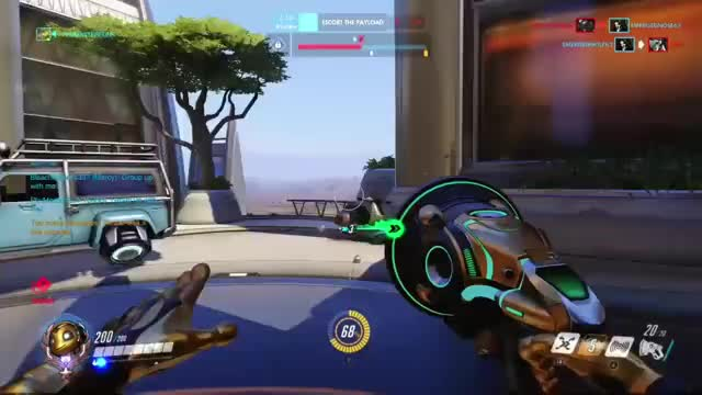 Watch Heart Attack on Numbani GIF on Gfycat. Discover more luciomain GIFs on Gfycat