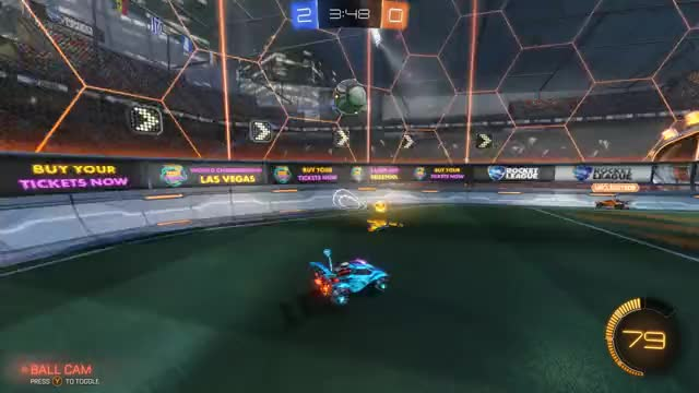 Watch Rocketleague GIF by SMDepot (@smdepot) on Gfycat. Discover more Goal, RocketLeague GIFs on Gfycat