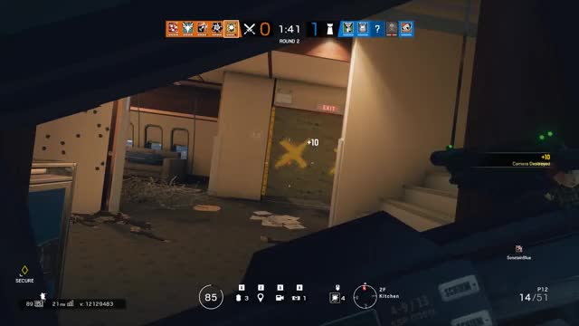Watch and share Rainbow6 GIFs and Siege GIFs by katiekatiek4tie on Gfycat