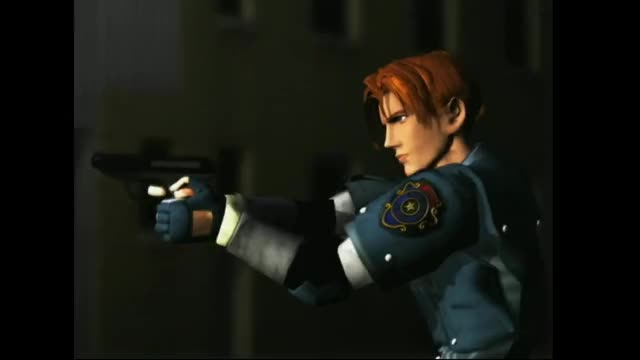 Classic Resident Evil 2 1998 Opening Fmv Pc Sourcenext Version