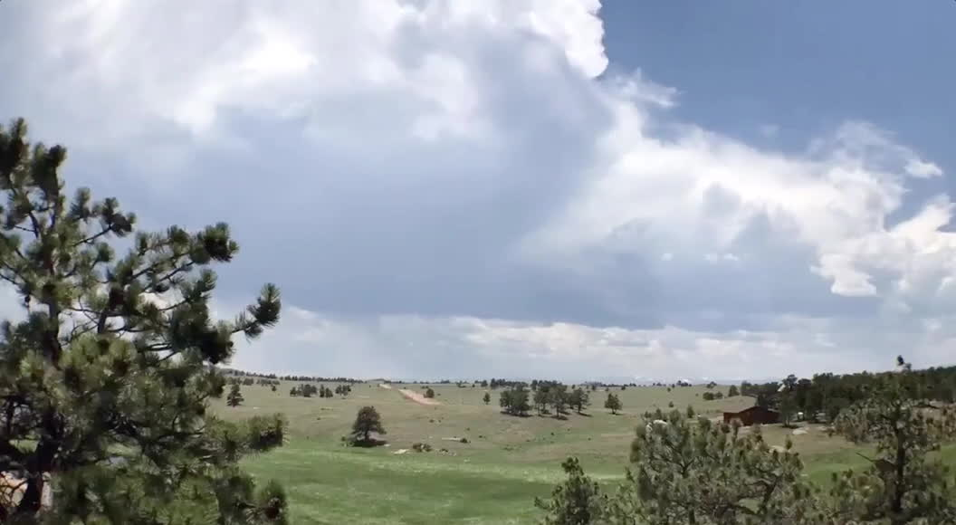 natureismetal, Porch time lapse of storms over the WY/CO border B4Ctom1 GIFs