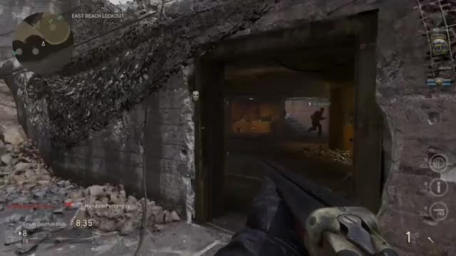 Watch and share Call Of Duty® WWII Private Beta_20170827020302 GIFs on Gfycat