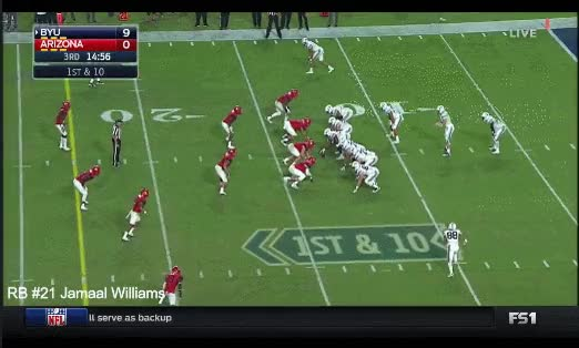 Watch jam7 (tough yards + balance) GIF on Gfycat. Discover more related GIFs on Gfycat