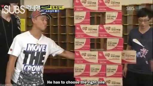 Watch Teasing Gary, Running Man GIF by blake4monthsss GIF on Gfycat. Discover more related GIFs on Gfycat