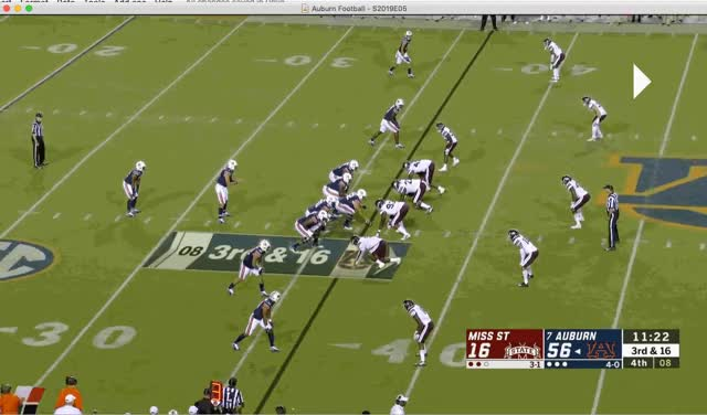 Watch and share 46.) Another Fumble GIFs by ausportsnerd on Gfycat