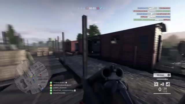 Watch Battlefield™ 1 20171201161428 1.mov GIF by @drunkenrobot7 on Gfycat. Discover more BF1, Battlefield, Battlefield 1, Battlefield_one, gaming, shotgun GIFs on Gfycat