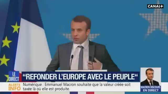 Watch and share Emmanuel Macron GIFs and Frankreich GIFs by phazyr on Gfycat