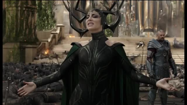 Watch and share -Thor- Ragnarok- Official Trailer GIFs on Gfycat