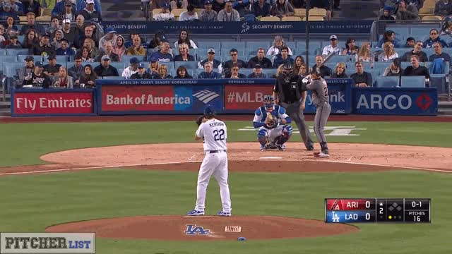 Watch and share Clayton Kershaw-CH-2017 GIFs by thedongiggity on Gfycat