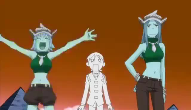 Watch and share Soul Eater 6 GIFs on Gfycat