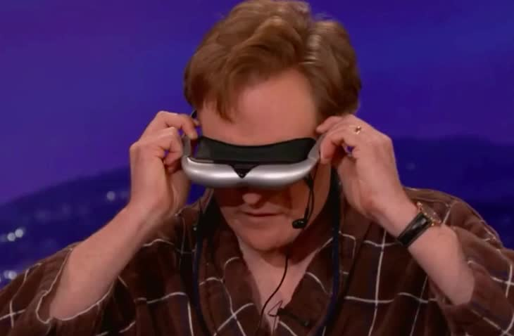 conan, cool, deal, dude, futuristic, glasses, it, life, reality, thug, virtual, vr, with, Conan - Deal with it GIFs