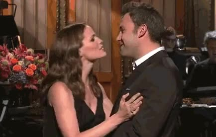 Watch and share Jennifer Garner GIFs and Ben Affleck GIFs on Gfycat