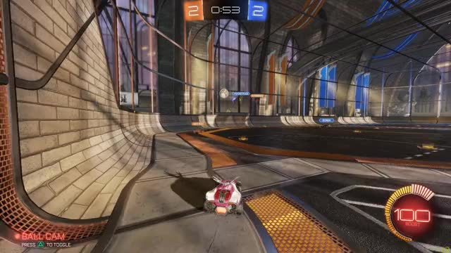 Watch handball GIF by @titanium7 on Gfycat. Discover more RocketLeague GIFs on Gfycat