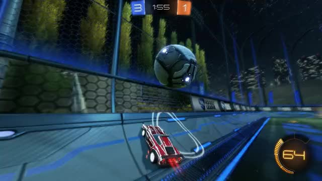 Watch Goal 5: Lion GIF by Gif Your Game (@gifyourgame) on Gfycat. Discover more Gif Your Game, GifYourGame, Goal, Lion, Rocket League, RocketLeague GIFs on Gfycat