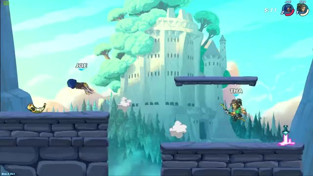 Watch and share Brawlhalla GIFs by owndbyjoey on Gfycat