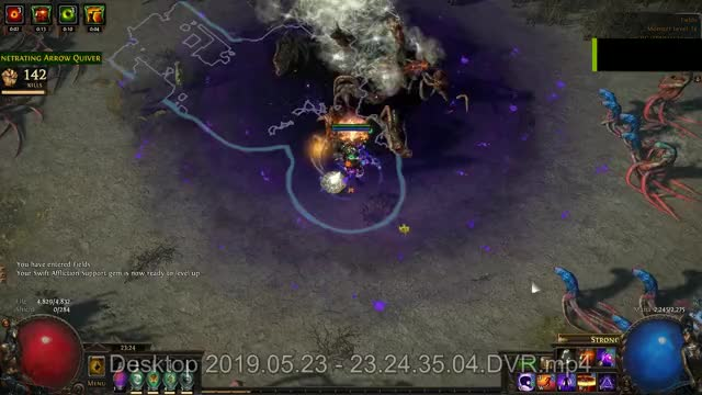 Watch and share Pathofexile GIFs by frozenbat on Gfycat
