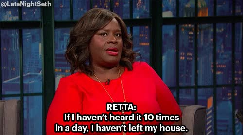 Watch and share Retta GIFs on Gfycat