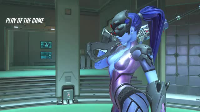 Watch and share Widowmaker GIFs and Overwatch GIFs by Vox on Gfycat