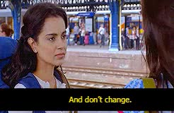 Watch and share Kangana Ranaut GIFs and Movie Spoilers GIFs on Gfycat