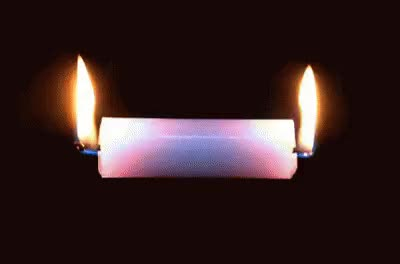 Watch and share Burning Candle GIFs on Gfycat