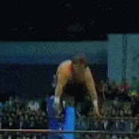 Watch and share Diving Headbutt GIFs on Gfycat
