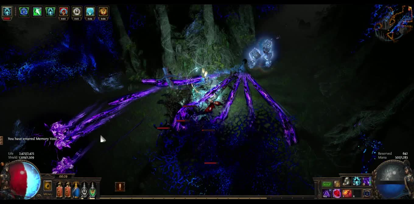 Bugs, PathofExile, RIP, Synthetic Ground Spawned Underneath Me GIFs