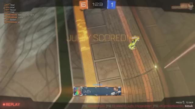 Watch and share Rocket League GIFs by Mewk's Highlights on Gfycat