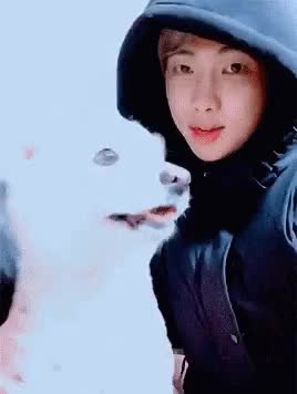 Watch and share Adorable GIFs and Bangtan GIFs by 하지마.. on Gfycat