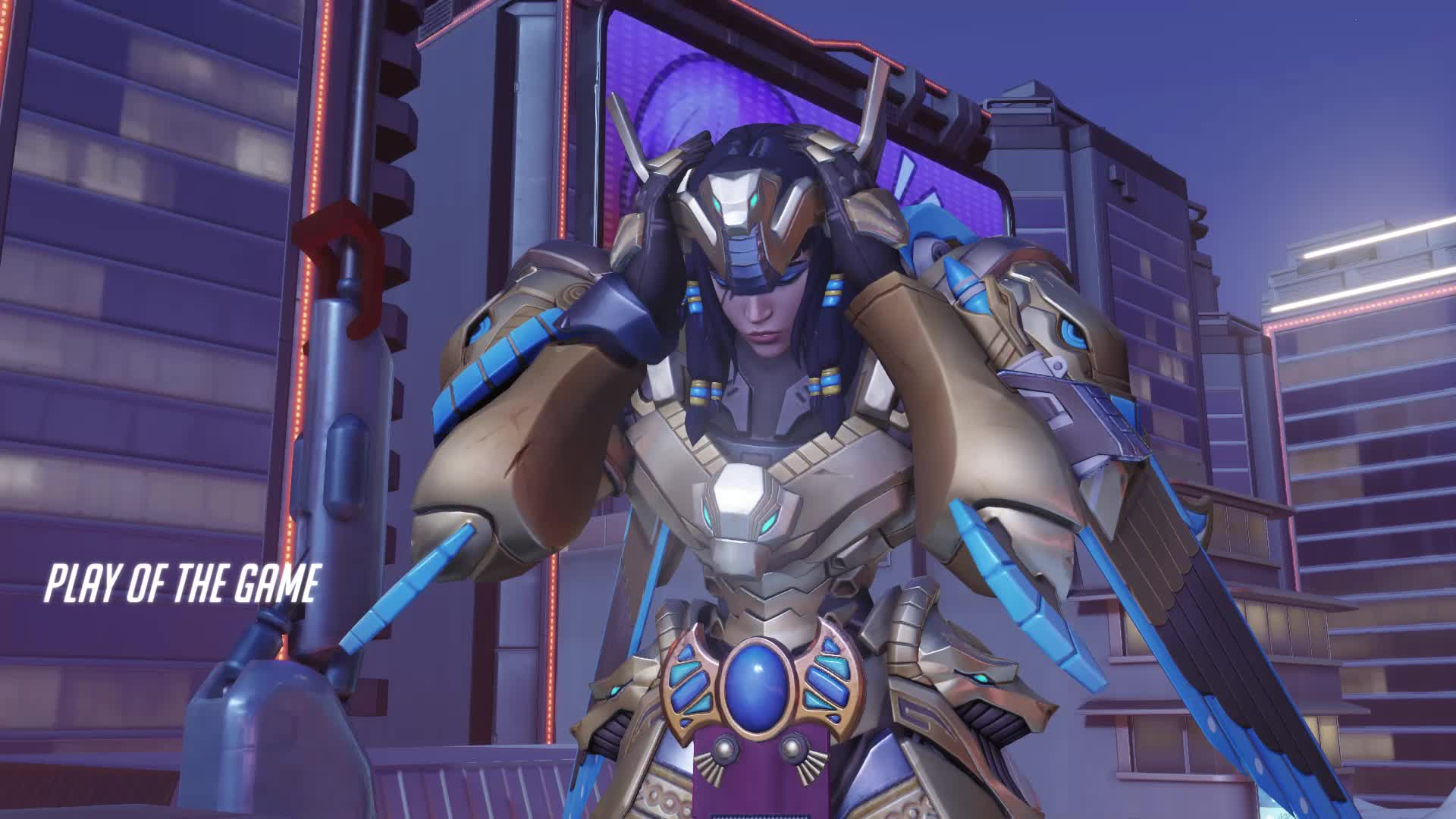 overwatch, pharah, potg, Boop GIFs