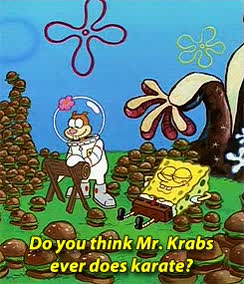 Watch and share Mr Krabs GIFs on Gfycat