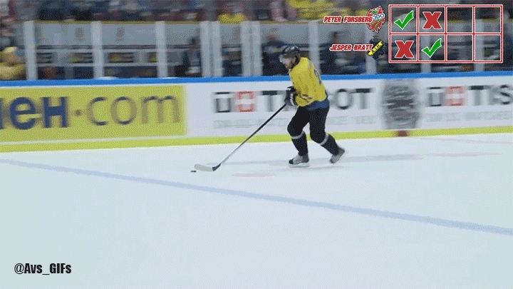 coloradoavalanche, hockey, Peter Forsberg shows off nifty moves in Swedish Shootout Skills Competition (reddit) GIFs