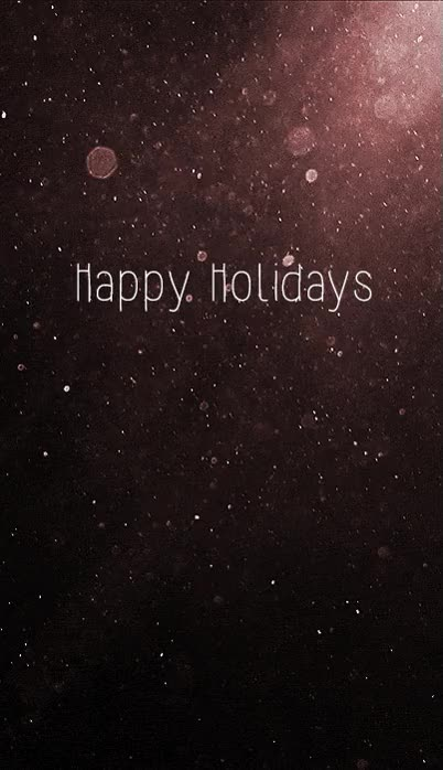 Watch and share Happy Holidays GIFs on Gfycat
