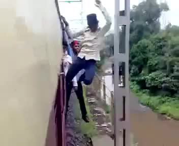 #stunts, train, trains, transportation, Train Stunt GIFs
