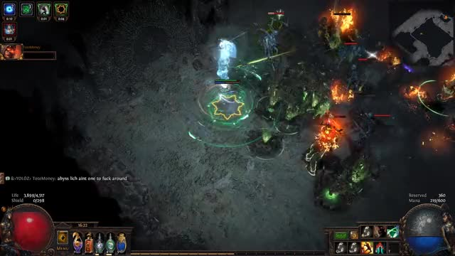 Watch and share Abyss Lich Death 1 GIFs on Gfycat