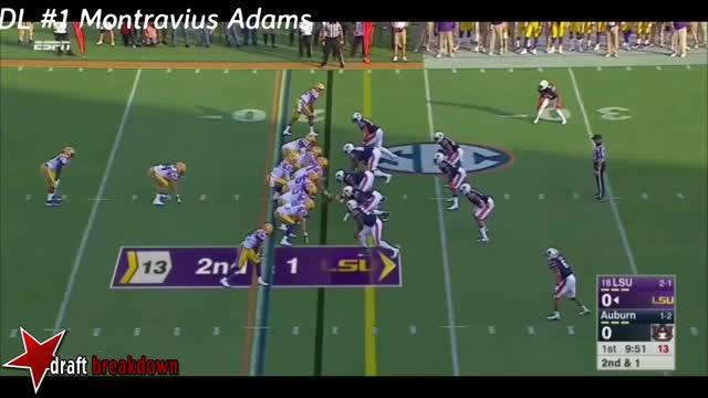 Watch and share Montravius Adams Vs Lsu(2016) GIFs on Gfycat