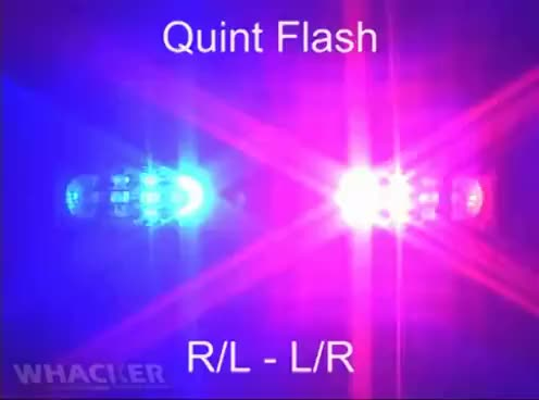 Watch and share Junior OX Police Light - Flash Patterns GIFs on Gfycat