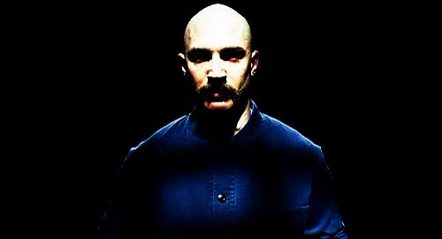 Watch and share Tom Hardy GIFs and Bronson GIFs on Gfycat