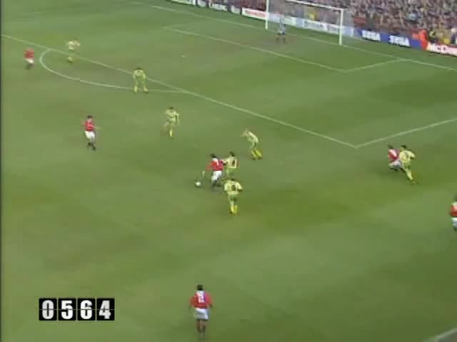 Watch and share 1993-94 55 McClair GIFs by mu_goals on Gfycat