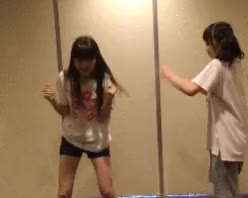Watch and share Akb48 GIFs by popocake on Gfycat