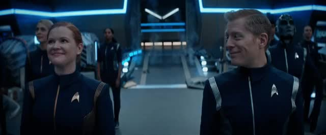 Watch and share Star Trek Discovery GIFs and Anthony Rapp GIFs by Star Trek gifs on Gfycat