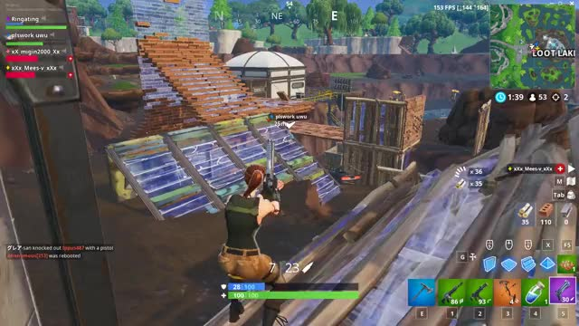 Watch and share Fortnite GIFs by ringating on Gfycat