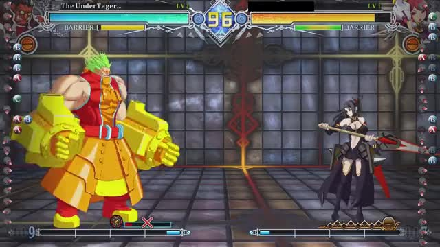 Watch (fatal)j.2C combo with reset GIF by COSmash (@cosmash) on Gfycat. Discover more BBCF, Funny, Online, Replays, Tager GIFs on Gfycat