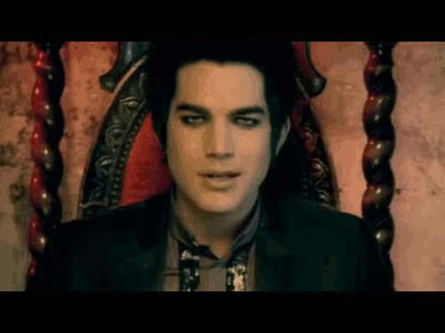 Watch and share Adam Lambert Gif GIFs on Gfycat
