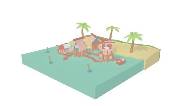 Watch and share Fishing Village 1.0010 GIFs on Gfycat