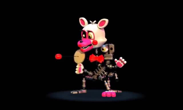 Watch and share FNAF World Teaser Trailer GIFs on Gfycat